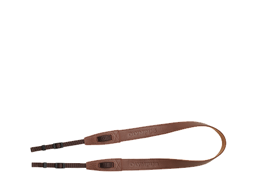 Olympus CSS?S119L Leather Neck Strap Leather Neck Strap